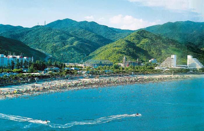 Xiaomeisha-Seaside-Shenzhen