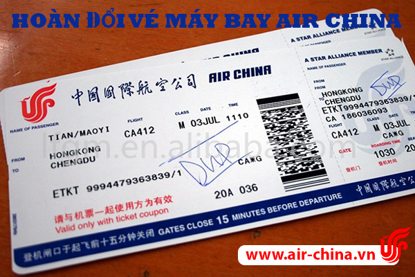 hoan doi ve may bay air china