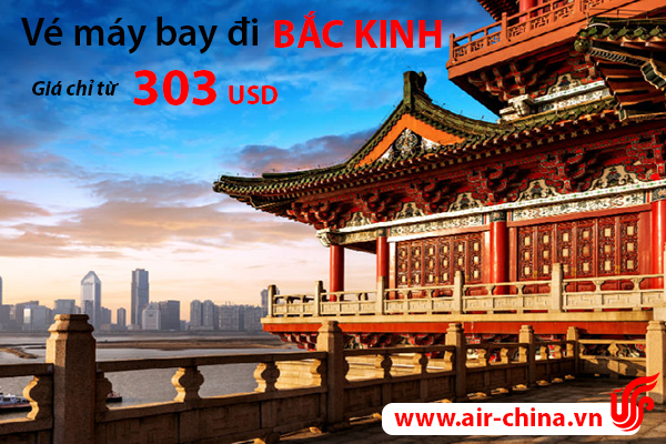 ve may bay di bac kinh_airchina