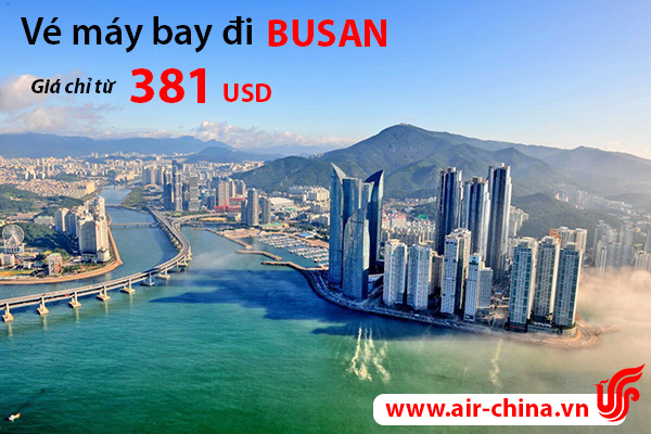 ve may bay di busan_airchina