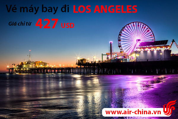 ve may bay di los angeles_airchina