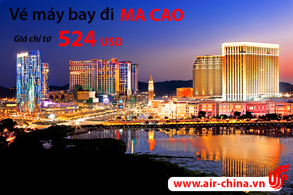 ve may bay di ma cao_airchina