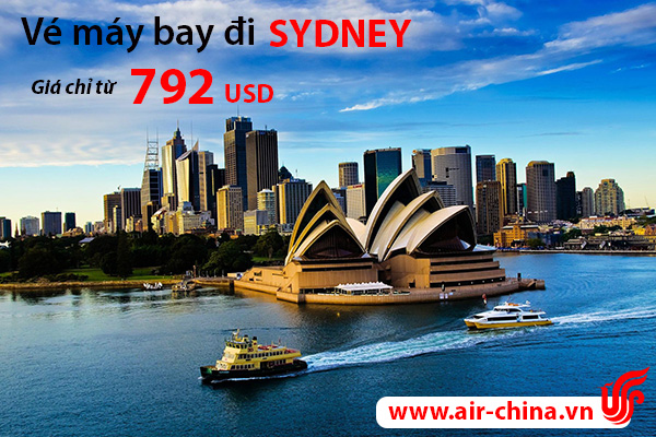 ve may bay di sydney_airchina