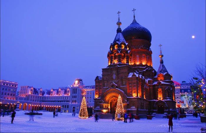 Saint Sophia Harbin