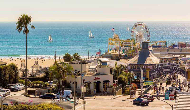 Những điểm du lịch nổi tiếng ở Los Angeles
