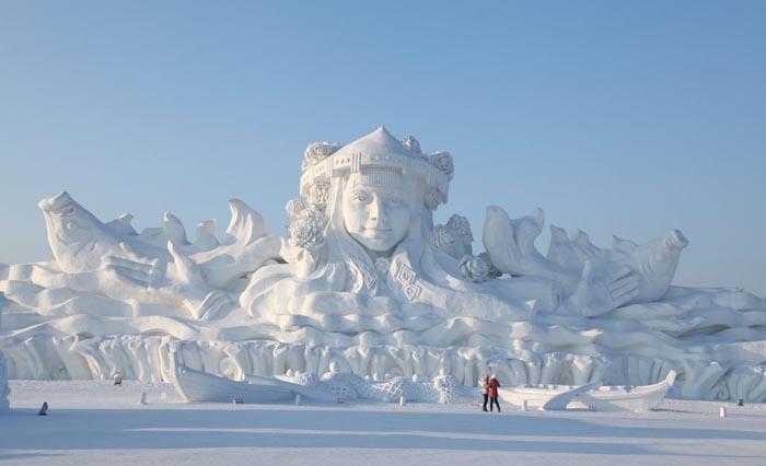 Sun Island Harbin