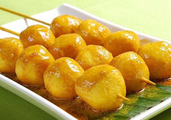 Những món ăn vặt nổi tiếng của Hong Kong