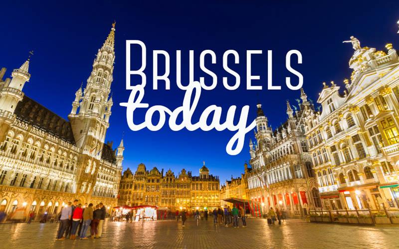 Du lịch và khám phá thành phố Brussels