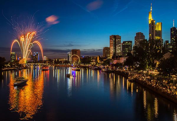 Khám phá những lễ hội hấp dẫn chỉ có ở Frankfurt