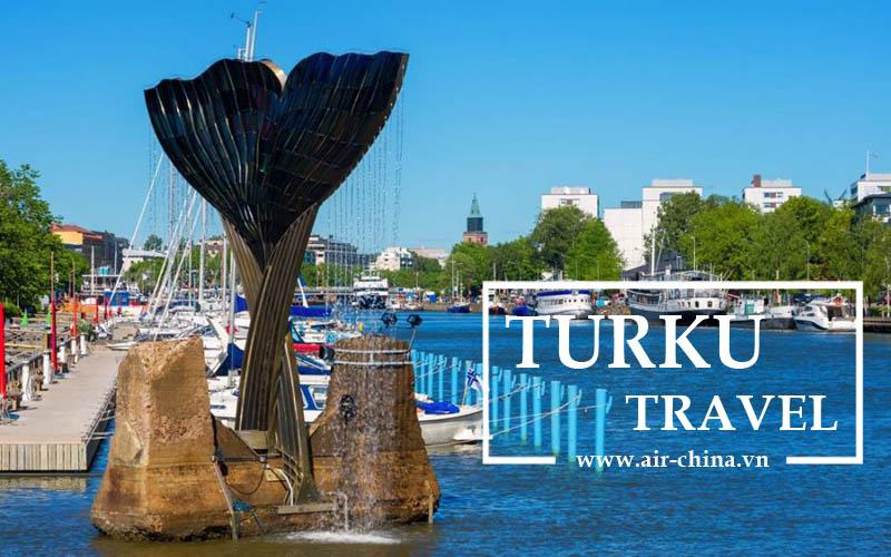 thông tin du lịch thành phố Turku