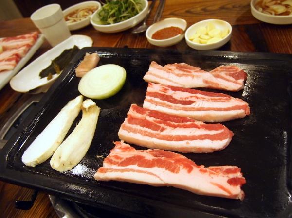 Khám phá ẩm thực đảo Jeju