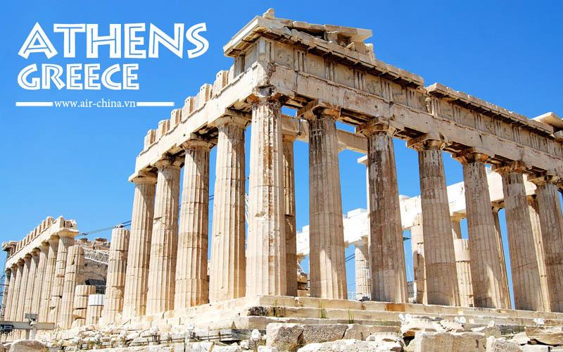 Thông tin du lịch thành phố Athens
