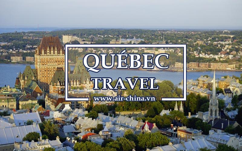 Thông tin du lịch thành phố Québec