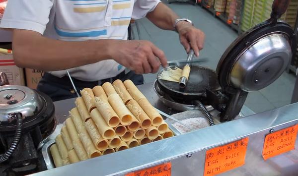 Khám phá ẩm thực đường phố Macao