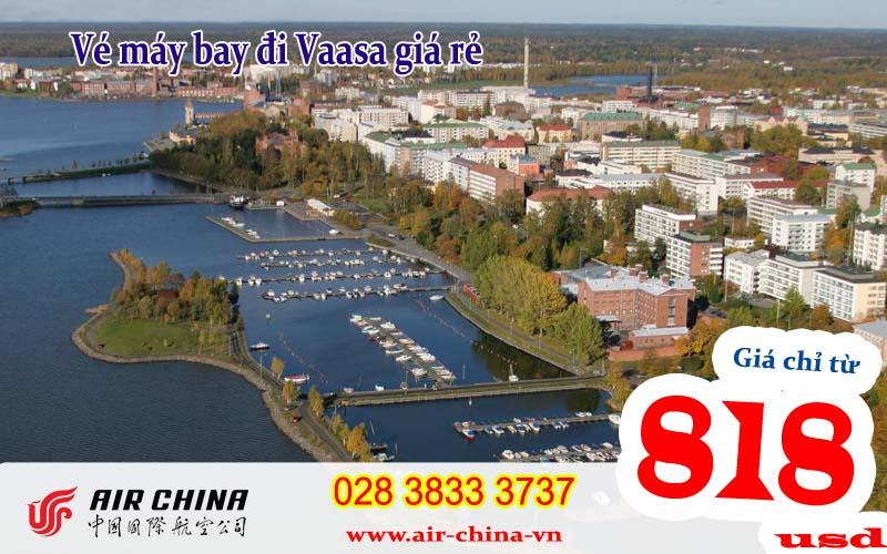 Vé máy bay đi Vaasa giá rẻ