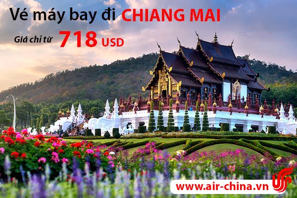 ve may bay di chiang mai_airchina