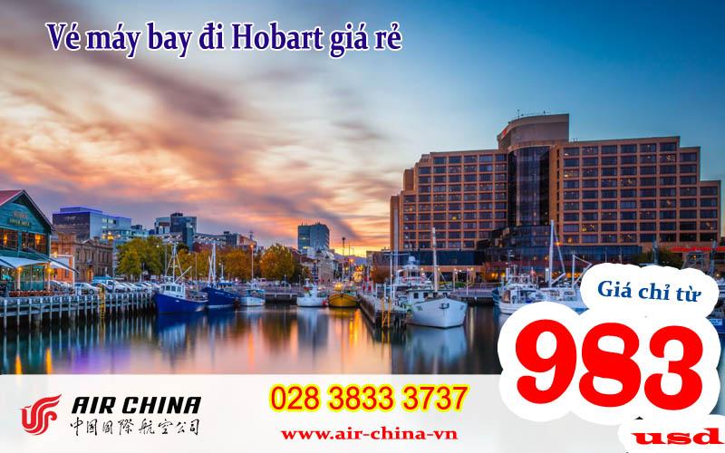 Vé máy bay đi Hobart giá rẻ